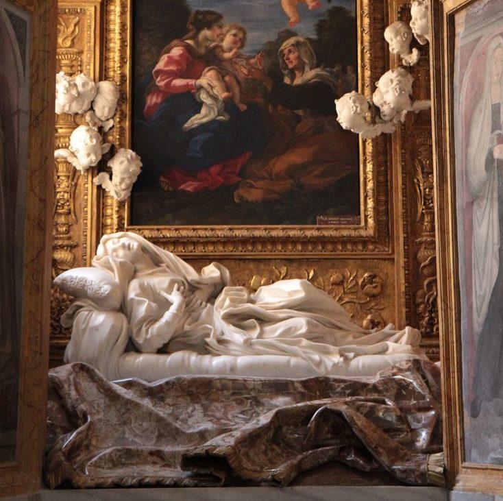 Estasi della Beata Ludovica del Bernini