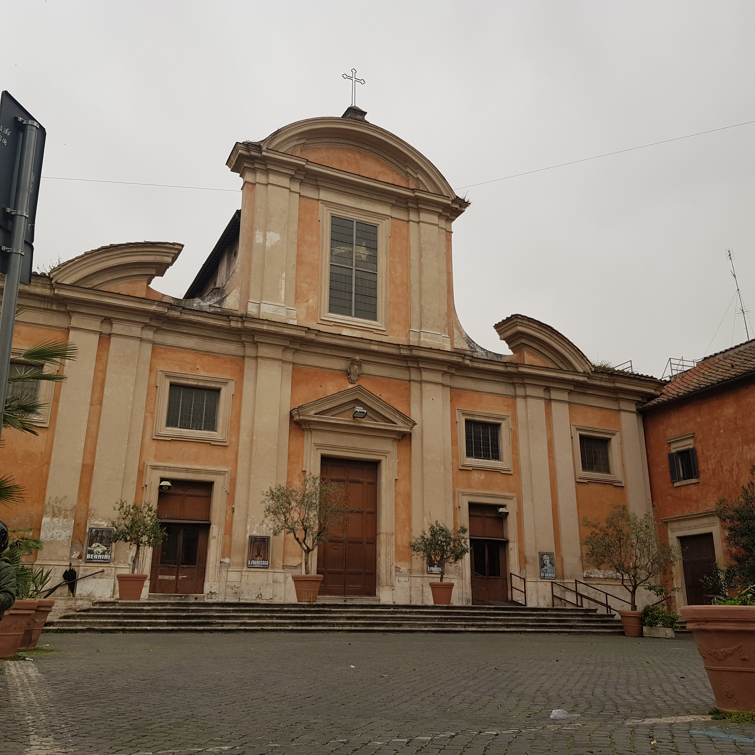 Chiesa San Francesco a Ripa Grande
